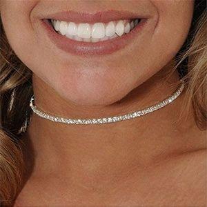 Jewelry - Rhinestone Choker